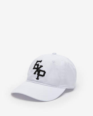 e1966704537ef at Express · Express Logo Baseball Hat