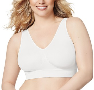 Just My Size Pure Comfort Pullover Wireless Bra