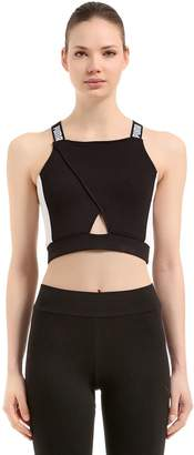 Puma Select Archive Viscose Cropped Top