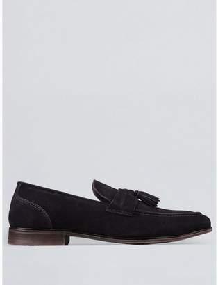 ba925eaeae39 Mens Navy Suede Shoes - ShopStyle UK