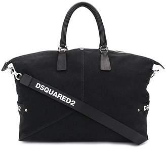 DSQUARED2 D2 Courier large holdall bag