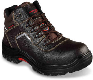 Skechers Relaxed Fit Burgin Sosder Work Boot - Men's