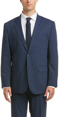 Nautica 2Pc Suit With Flat Front Pant