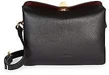 Balenciaga Women's Small Flap Leather Double Crossbody Bag