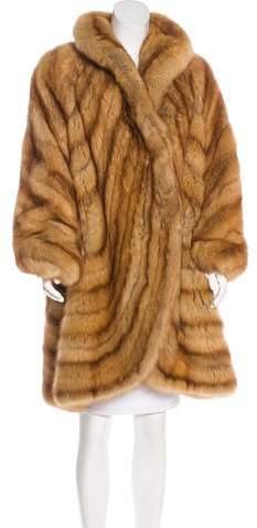 Golden Sable Coat