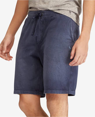 Polo Ralph Lauren Men's Big & Tall Spa Terry Shorts