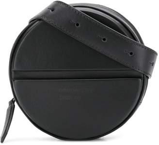 DSQUARED2 logo round belt bag
