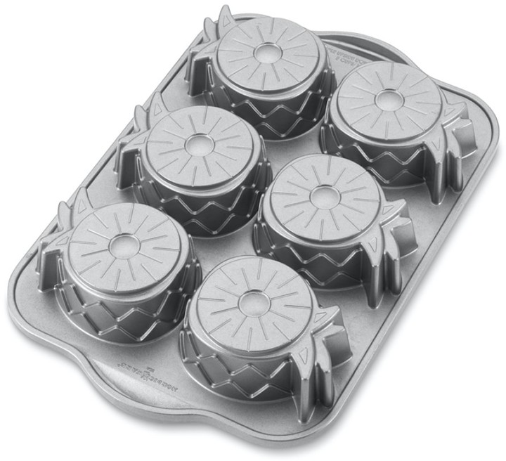 Nordicware Pineapple Upside Down Cakelet Pan