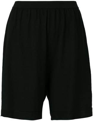 Rick Owens loose fit shorts