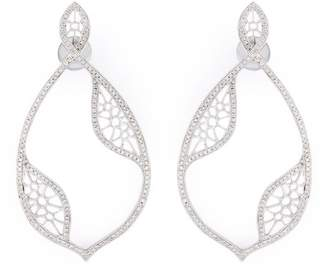 Joelle Gagnard Jewellery diamond teardrop earrings