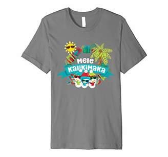 Mele Kalikimaka Merry Christmas - Aloha Hawaiian T Shirt