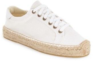 Women's Soludos Espadrille Platform Sneaker $89.95 thestylecure.com