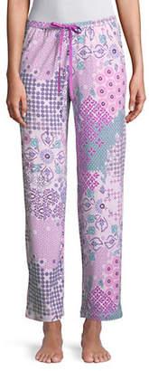 Hue Geo Patchwork Pyjama Pants