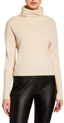 SABLYN Saint Cowl-Neck Cashmere Sweater