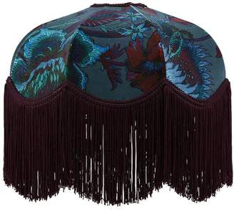 Majorelle Tilia Cotton Velvet Lampshade