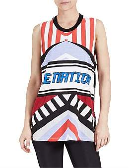P.E Nation Maracana Moto Tank Top