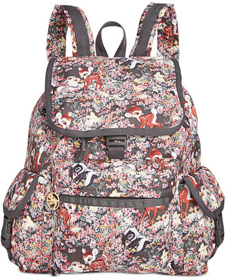 LeSportsac Bambi Collection Voyager Backpack $144 thestylecure.com