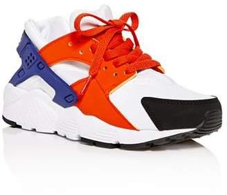 Nike Boys' Huarache Run Low-Top Sneakers - Big Kid
