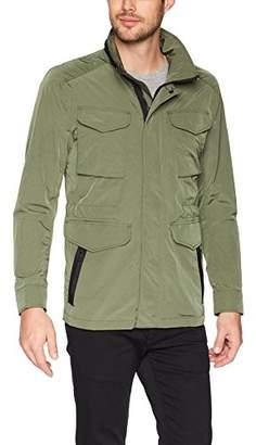 J. Lindeberg Men's Water Repellent M65 Jacket