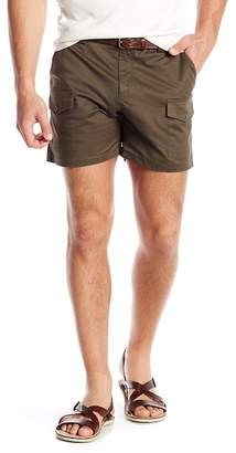 Parke & Ronen Solid Cargo Shorts
