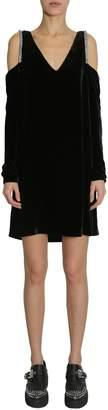 McQ Velvet Dress