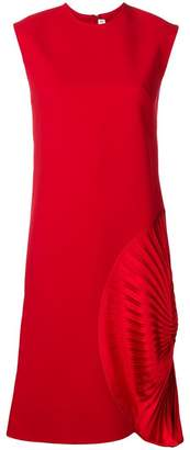 Victoria Beckham sleeveless pleated dress