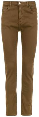 Egrey skinny trousers