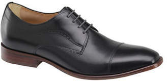 Johnston & Murphy McClain Cap Toe Derby Shoes