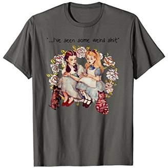 I've Seen Some Weird Stuff T Shirt Gift for Women Men