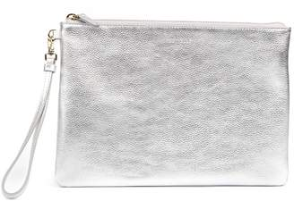 Coccinelle Silver New Best Soft Leather Purse