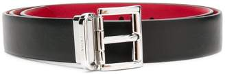 Prada classic leather belt