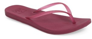Women's Reef Escape Lux Flip Flop $25.95 thestylecure.com