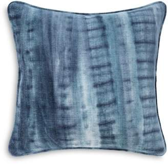 "Mitchell Gold Bob Williams Mason Indigo Accent Pillow, 22"" x 22"""