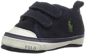 Ralph Lauren Boys' Carlisle Iii EZ-K Sneaker