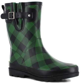 Western Chief Buffalo-Gal Mid Rain Boot