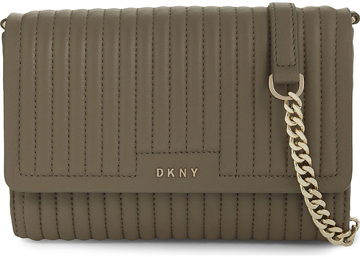 DKNY Dkny Gansevoort small leather cross-body
