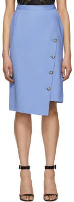 Altuzarra Blue Faro Skirt