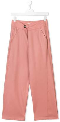 Marni TEEN wide legged trousers