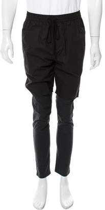 3.1 Phillip Lim Layered Drawstring Shorts