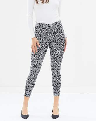 Dorothy Perkins Floral Bengaline Pants