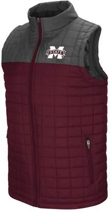 Men's Mississippi State Bulldogs Amplitude Puffer Vest