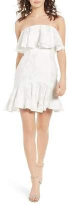 Keepsake the Label Radar Strapless Dress