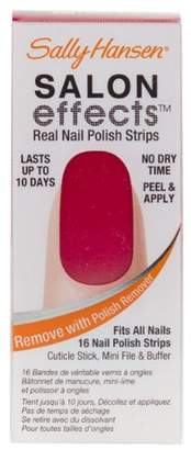 Sally Hansen Salon Effects Real Nail Polish Strips - I Dare You