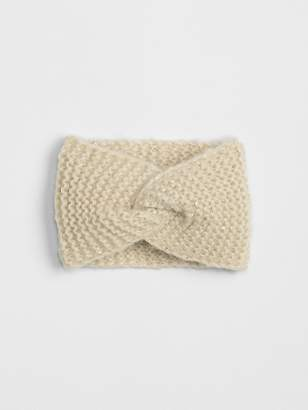 Gap Metallic Knit Head Wrap