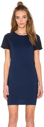 G-Star Raglan Short Sleeve Dress $90 thestylecure.com
