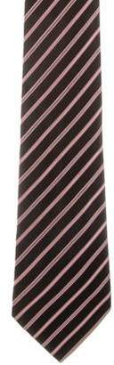 Charvet Striped Silk Tie