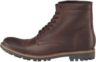 Base London Mens Canberra Boots Burnished Brown