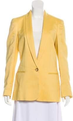 Stella McCartney Wool & Silk-Blend Blazer