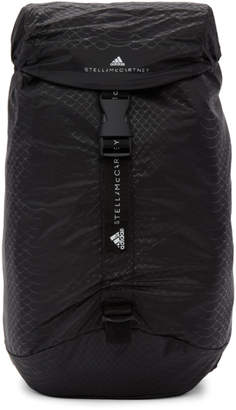 adidas by Stella McCartney Black Small Adizero Backpack