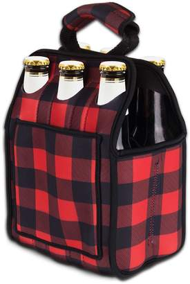 Hammer And Axe Hammer and Axe 6-Bottle Chilling Cooler Caddy